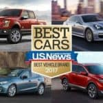 2017 Best Vehicle Brand Award