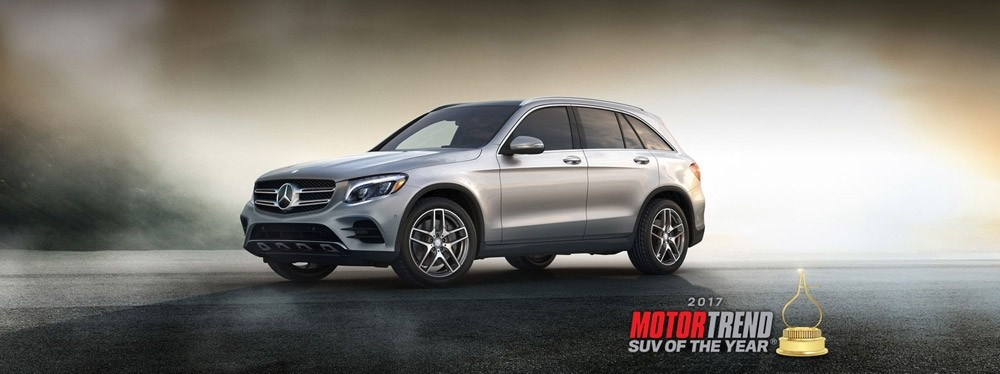 Motor Trend Suv Of The Year >> Motor Trend Suv Of The Year 2017 Glc Mercedes Benz Of Bonita Springs