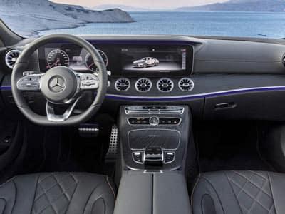 2019 CLS Mercedes-Benz