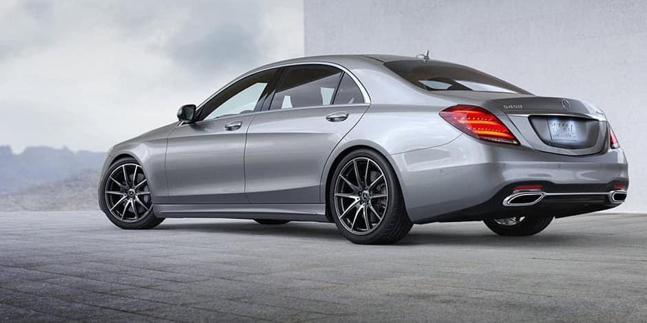 2019 Mercedes-Benz S 450