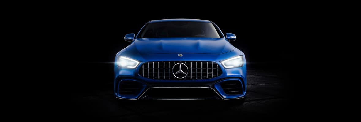 2019 AMG GT - front angle