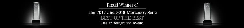2018 Dealer Recognition Award