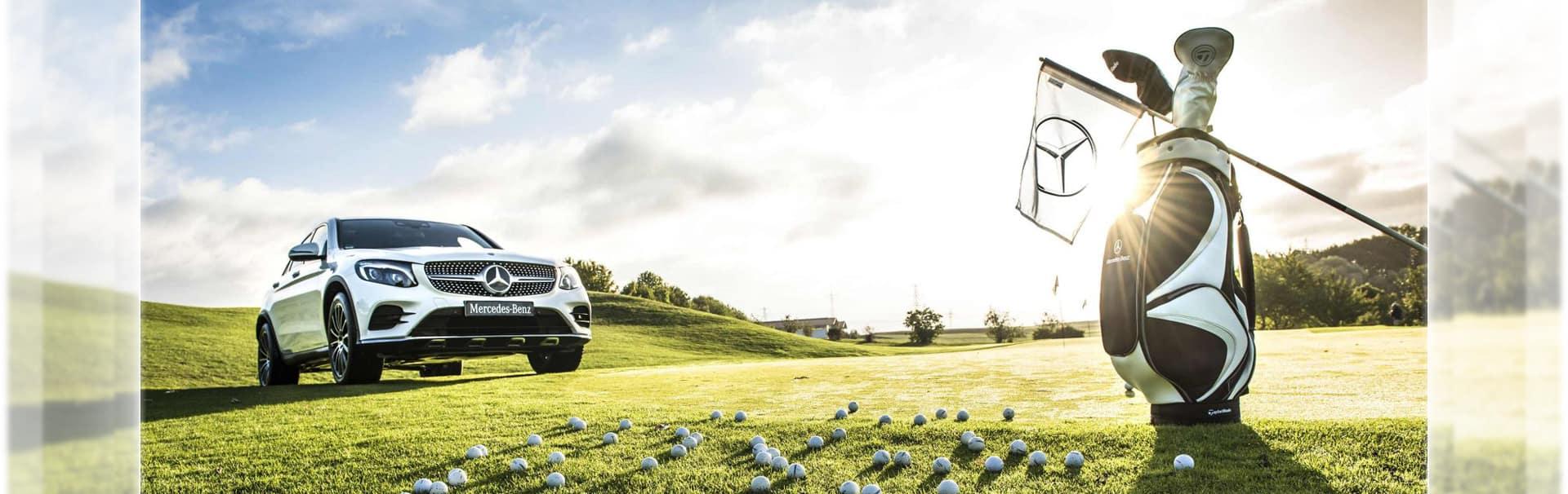 Mercedes-Benz Golf Events
