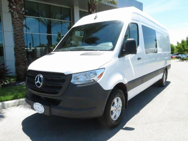 2019 Mercedes-Benz Sprinter Cargo Vans