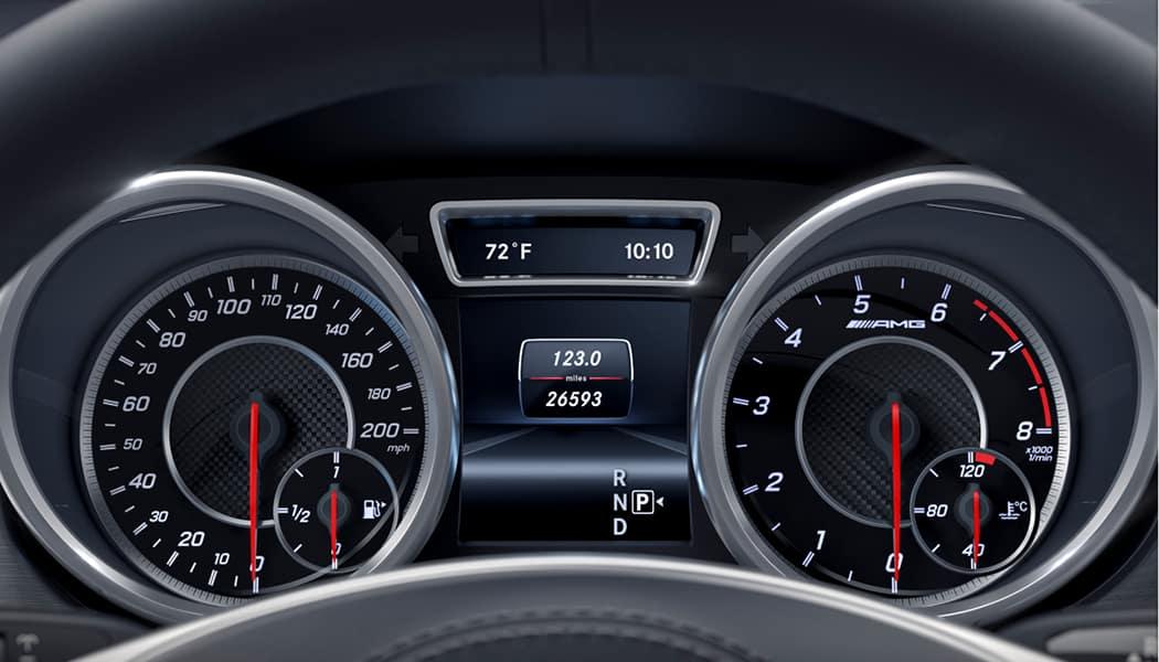 2019 Mercedes-Benz GLS 450 Interior