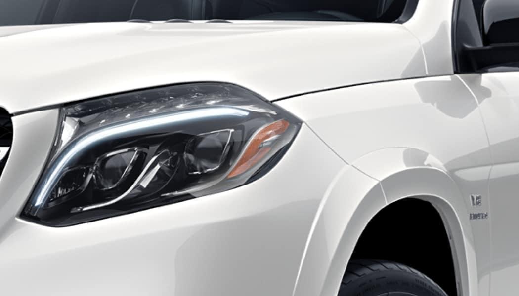 2019 Mercedes-Benz GLS 450 Headlights