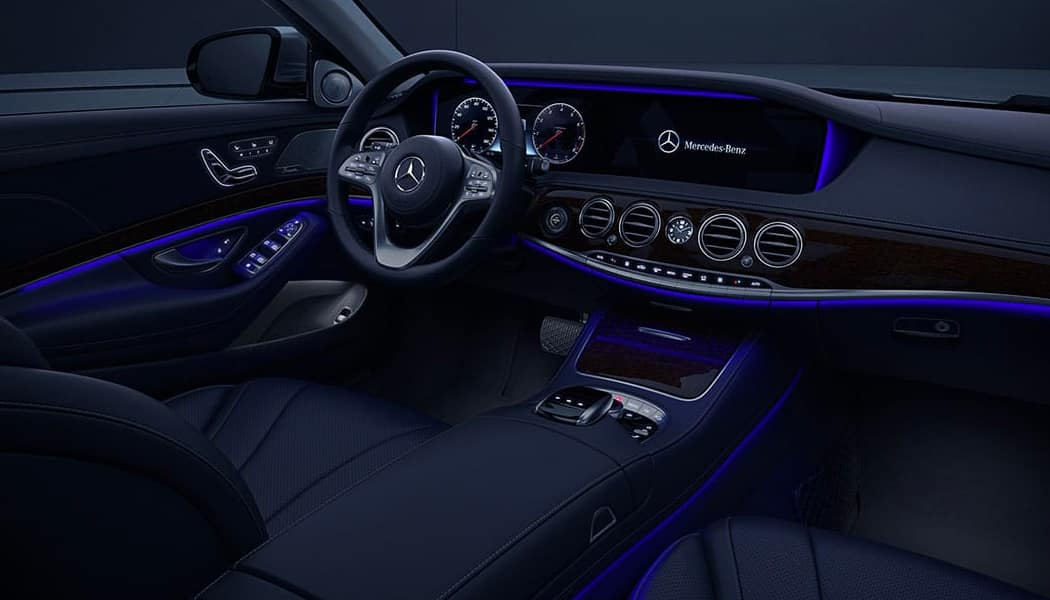 2019 Mercedes-Benz S 450 Interior