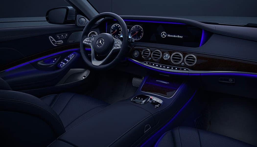 2019 Mercedes-Benz S 450 Interior