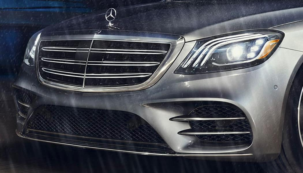 2019 Mercedes-Benz S 450 Headlights