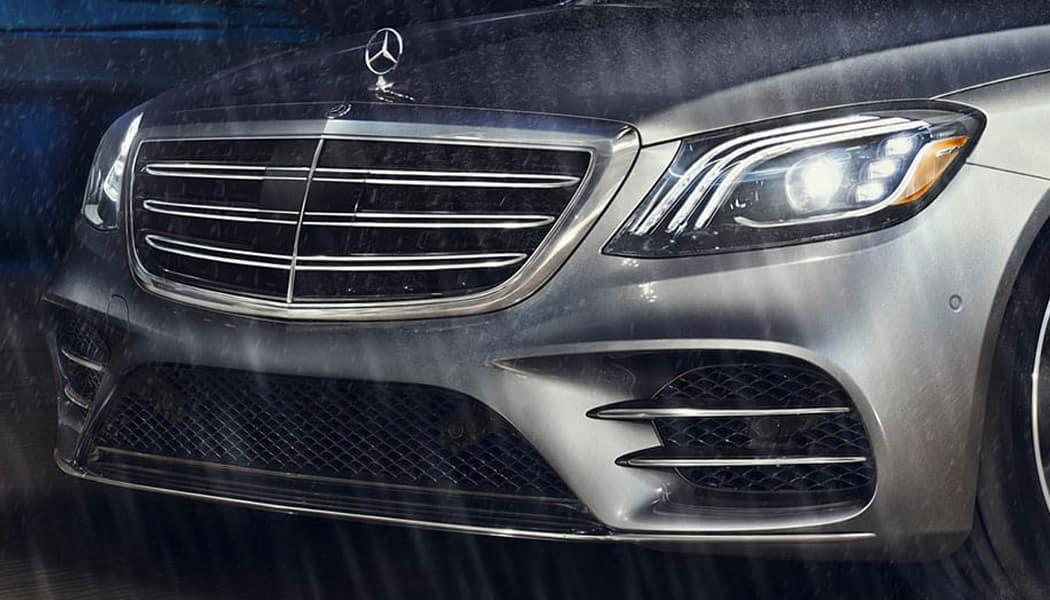 2019 Mercedes-Benz S 450 Headlights