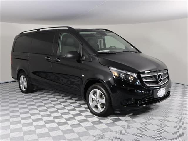 2019 Mercedes-Benz Metris Passenger Vans