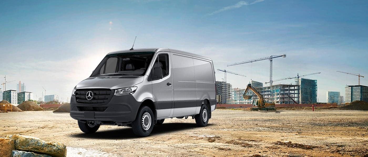 2019 Sprinter 4x4 Cargo Van