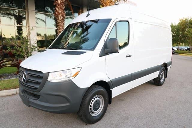 2019 Mercedes-Benz Sprinter Cargo Vans