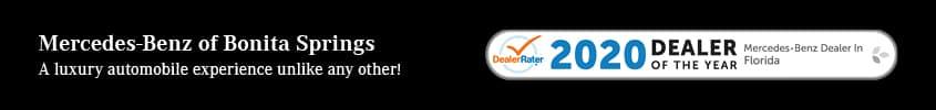 DealerRater 2020 Dealer of the Year Award