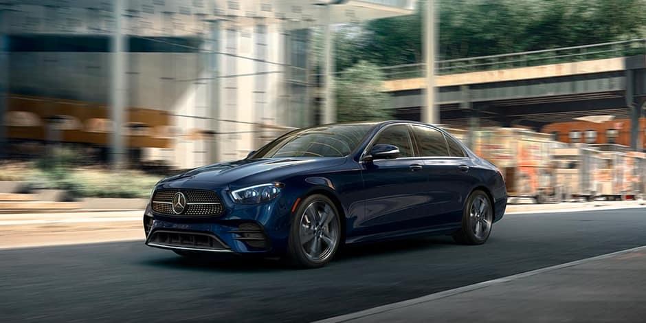 2021 Mercedes-Benz E 350