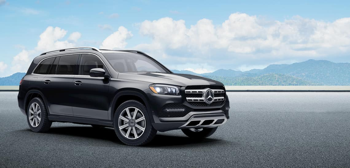 2021 Mercedes-Benz GLS 450 4MATIC® SUV