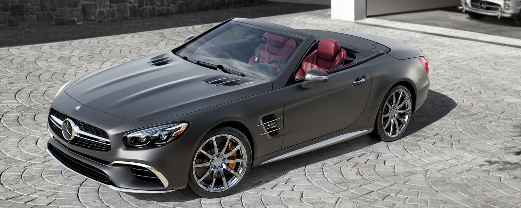Mercedes benz introduces their latest creation the sl for Mercedes benz of buffalo