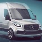 MB Reveals New Sprinter Design