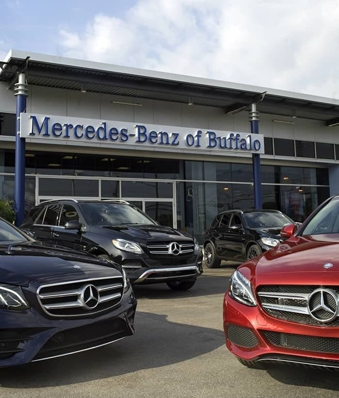 Mercedes benz of buffalo mercedes benz dealer in for Mercedes benz dealer locations