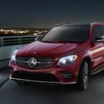 The New Mercedes-Benz GLC Earns The IIHS Pick+ Top Safety Rating