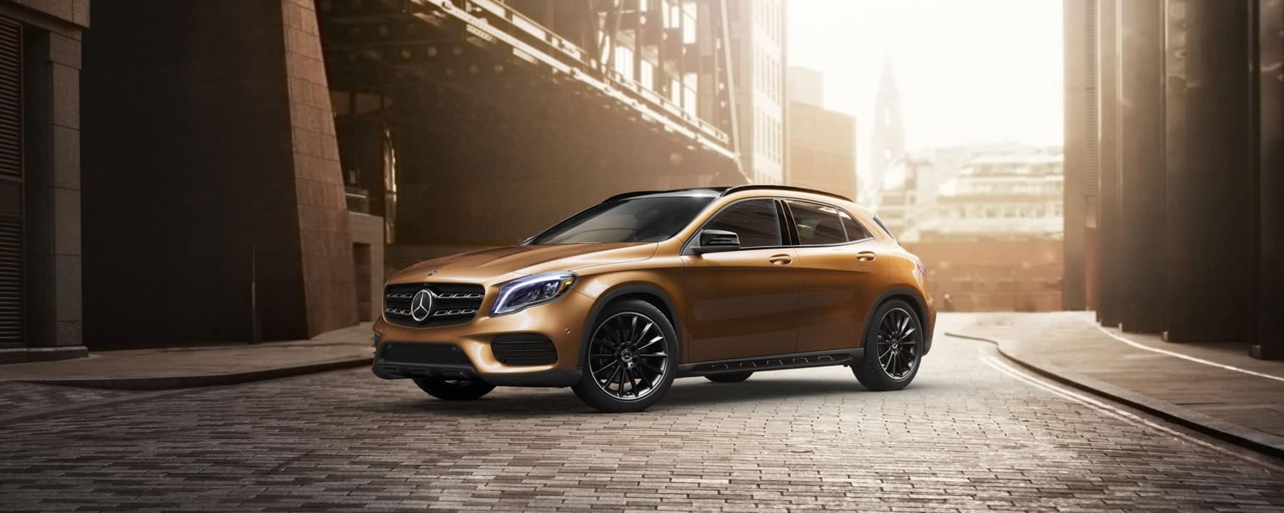 13 reasons to get behind the wheel of a 2018 gla for Mercedes benz of buffalo