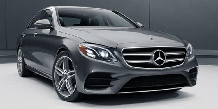 2018 Mercedes-Benz E 400 4MATIC® Coupe