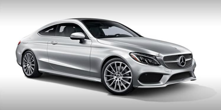 2018 Mercedes-Benz C 300 4MATIC® Coupe