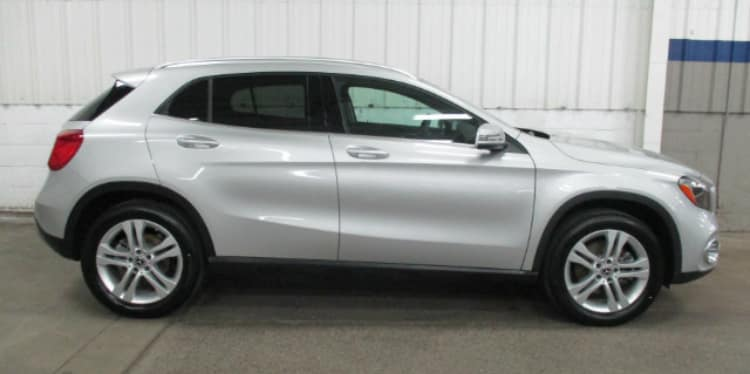 2018 Mercedes-Benz GLA 250 4MATIC® AWD