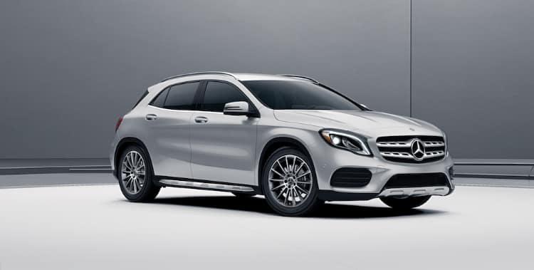2018 Mercedes-Benz GLA 250 4MATIC® SUV AWD