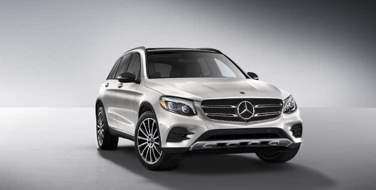 2018 Mercedes-Benz GLC 300 4MATIC® AWD