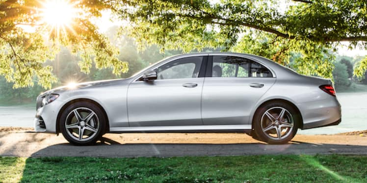 2019 Mercedes-Benz E 300 4MATIC® Sedan
