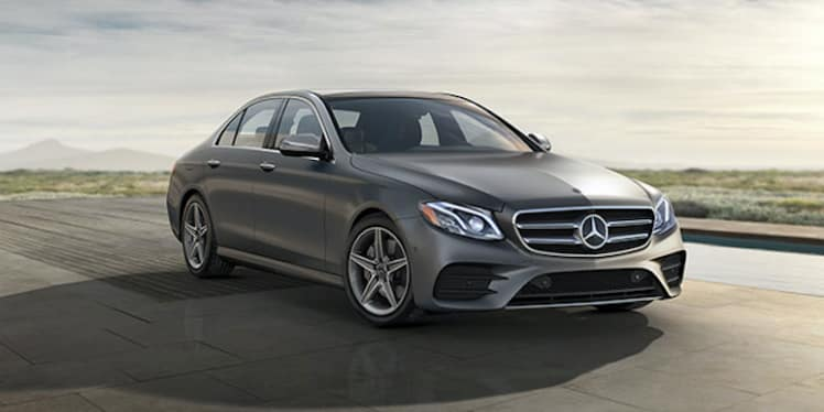 2019 Mercedes-Benz E 450 4MATIC® Coupe