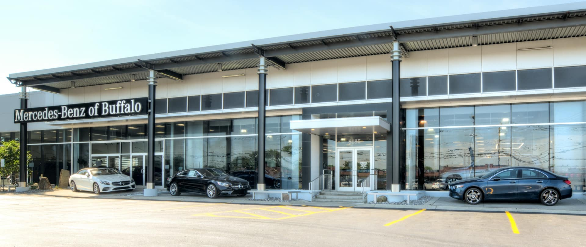Mercedes Benz Dealers In Nj >> Mercedes Benz Of Buffalo Mercedes Benz Dealer In