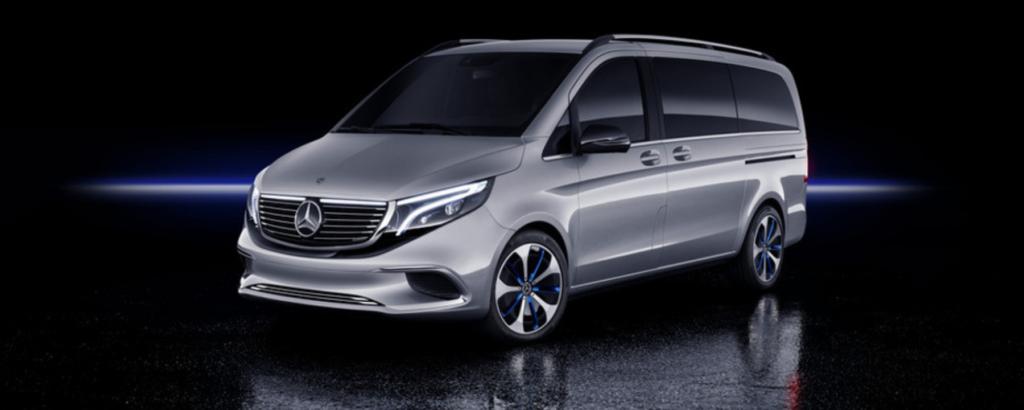 Mercedes-Benz Van All Electric