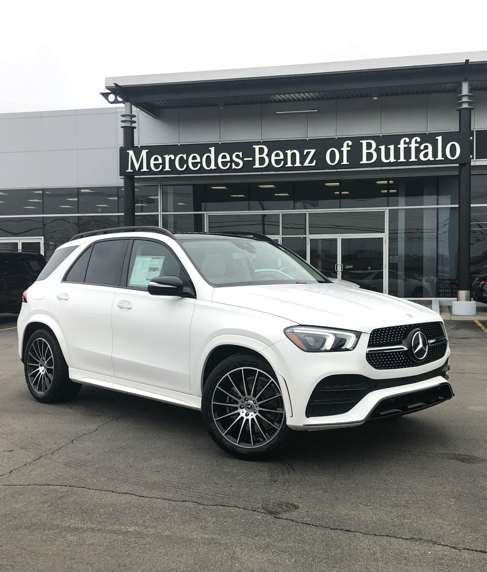 Mercedes-Benz of Buffalo | Mercedes-Benz Dealer in