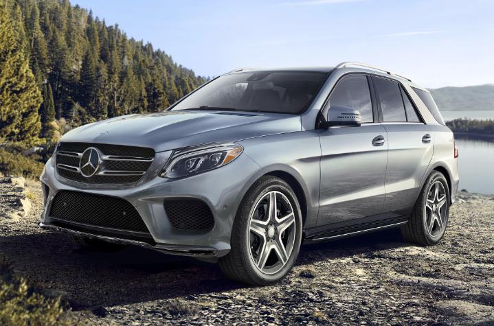 2018 Mercedes-Benz GLE 350 4MATIC® SUV AWD