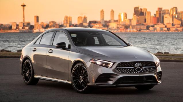 2019 Mercedes-Benz A 220 4MATIC®