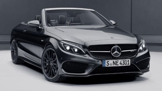 2019 Mercedes-Benz C 300 4MATIC® Cabriolet