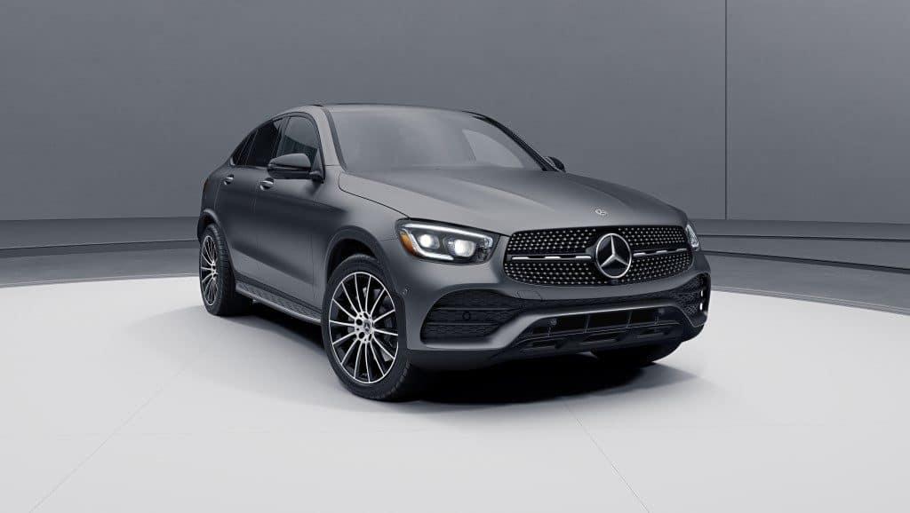 2020 GLC 300 4MATIC® Coupe