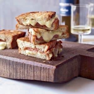 cheese-panini