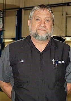 Jeff Dinger
