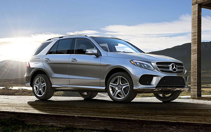 2018 Mercedes-Benz GLE SUV Design