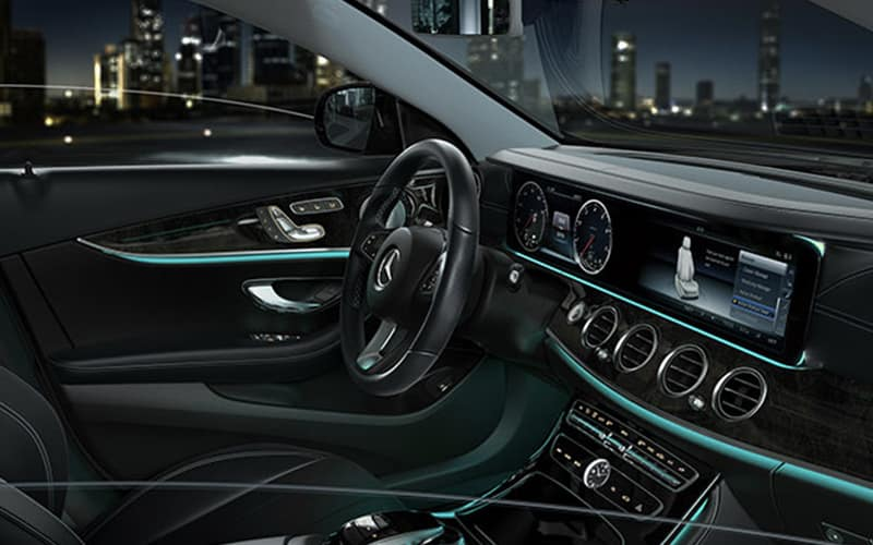 2020 Mercedes-Benz E-Class Sedan Interior