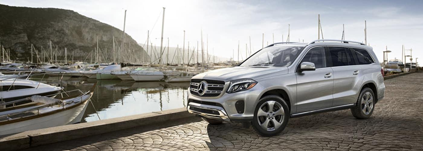 2018 Mercedes-Benz GLS SUV