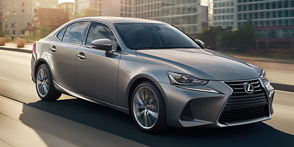 2018 Lexus IS