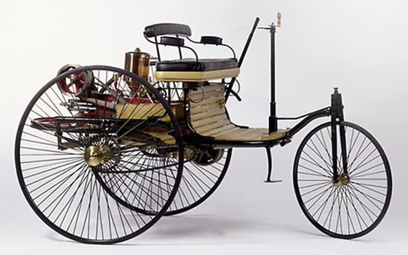Mercedes-Benz First Motor Car