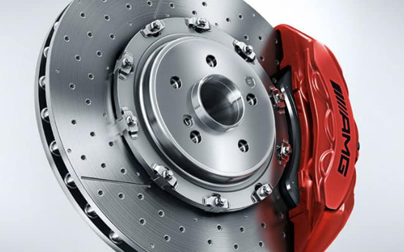 Mercedes-Benz Brake Rotor
