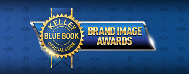 2018 Kelley Blue Book Brand Image Awards Mercedes-Benz