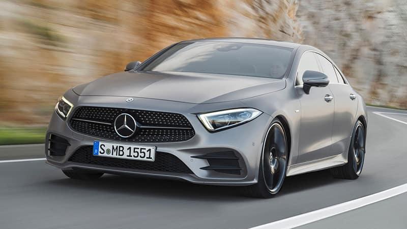 2019 Mercedes-Benz CLS Exterior