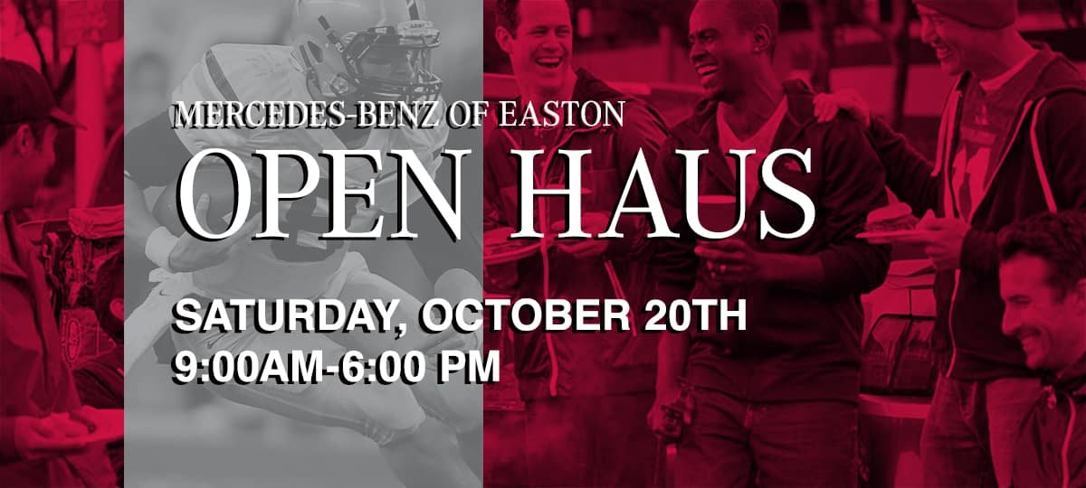 Mercedes-Benz Open Haus Event at Mercedes-Benz of Easton